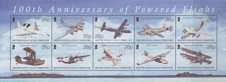 [Airplanes - The 100th Anniversary of Powered Flight, Typ ]