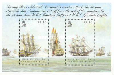 [The 200th Anniversary of the Battle of Trafalgar, Typ ]