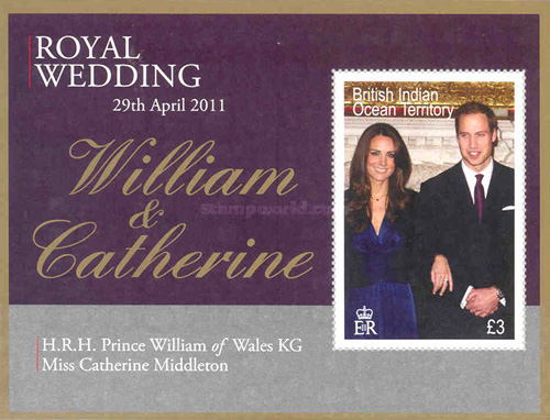 [The Royal Wedding of Prince William and Catherine Middleton, Typ ]