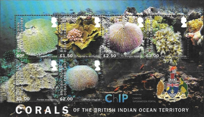 [Corals of the British Indian Ocean Territory, Typ ]