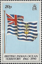 [British Indian Ocean Territory 1965-1990, type CO]