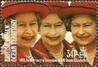 [The 40th Anniversary of the Coronation of H.R.M. Queen Elizabeth II, type DC]
