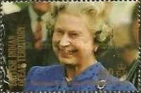 [The 40th Anniversary of the Coronation of H.R.M. Queen Elizabeth II, type DD]