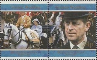 [Golden Wedding Anniversary of Queen Elizabeth II & Prince Philip, Typ FY]