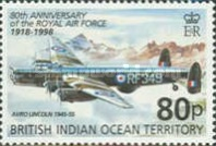 [The 80th Anniversary of the Royal Air Force, Typ GV]
