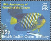 [Reef Fish - The 10th Anniversary of Friends of the Chagos, Typ JO]