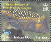 [Reef Fish - The 10th Anniversary of Friends of the Chagos, Typ JQ]