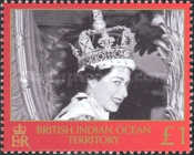[Queen Elizabeth II - The 50th Anniversary of Coronation, Typ KA]
