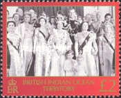 [Queen Elizabeth II - The 50th Anniversary of Coronation, Typ KB]