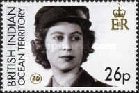[The 80th Anniversary of the Birth of HM Queen Elizabeth II, Typ NK]
