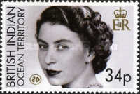 [The 80th Anniversary of the Birth of HM Queen Elizabeth II, Typ NL]
