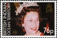 [The 80th Anniversary of the Birth of HM Queen Elizabeth II, Typ NM]