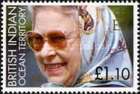 [The 80th Anniversary of the Birth of HM Queen Elizabeth II, Typ NN]