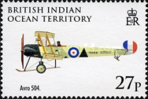 [The 90th Anniversary of Royal Air Force, Typ PQ]