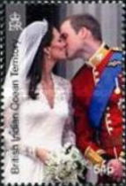 [Royal Wedding - Prince William & Catherine Middleton, Typ SP]