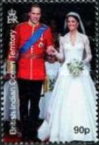 [Royal Wedding - Prince William & Catherine Middleton, Typ SR]