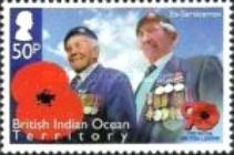 [The 90th Anniversary of the Royal British Legion, Typ SY]