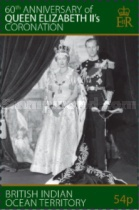 [The 60th Anniversary of the Coronation of Queen Elizabeth II, Typ TJ]