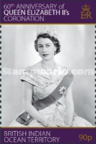 [The 60th Anniversary of the Coronation of Queen Elizabeth II, type TK]