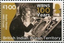 [The 100th Anniversary of the Women's Royal Naval Service, Typ VC]