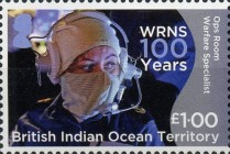 [The 100th Anniversary of the Women's Royal Naval Service, Typ VF]