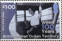 [The 100th Anniversary of the Women's Royal Naval Service, Typ VG]
