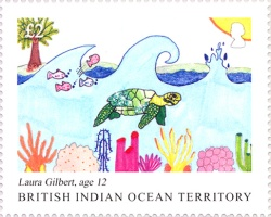 [Children's Drawings - International Year of the Reef, Typ VW]