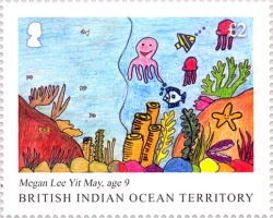 [Children's Drawings - International Year of the Reef, Typ VX]