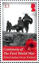 [The 100th Anniversary of the End of World War I - Armistice, type WD]