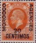 [Great Britain Postage Stamps Overprinted, Typ L1]