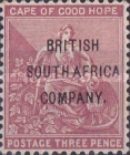 [Cape of Good Hope Postage Stamps Overprinted