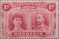 [King George V, 1865-1936 & Queen Marie, 1867-1953, type O3]