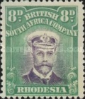 [King George V, 1865-1936, type P10]