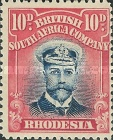[King George V, 1865-1936, type P11]