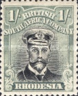 [King George V, 1865-1936, type P12]