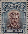 [King George V, 1865-1936, type P15]