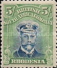 [King George V, 1865-1936, type P16]