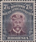 [King George V, 1865-1936, type P17]