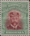 [King George V, 1865-1936, type P18]