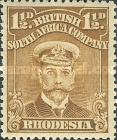 [King George V, 1865-1936, type P2]