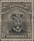 [King George V, 1865-1936, type P3]
