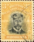 [King George V, 1865-1936, type P6]
