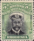 [King George V, 1865-1936, type P8]