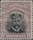 [King George V, 1865-1936, type P9]