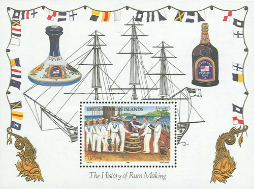 [The History of Rum Making, type ]