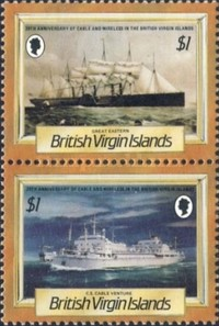 [The 20th Anniversary of the Anniversary of Cable and Wireless in the British Virgin Islands, type ]
