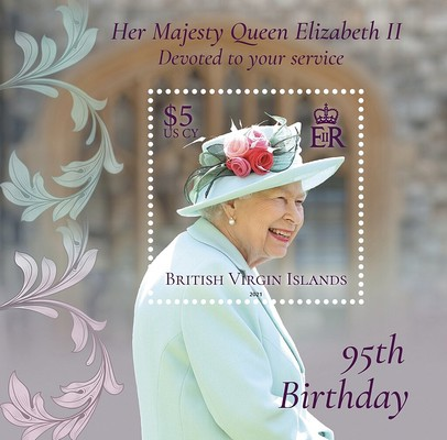 [Devoted to Your Service - The 95th Anniversary of the Birth of Queen Elizabeth II, type ]