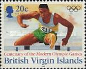 [The 100th Anniversary of Modern Olympic Games, type ABN]