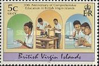 [Anniversaries and Events - The 30th Anniversary of Comprehensive Education in British Virgin Islands, The 50th Anniversary of University of the West Indies, The 225th Anniversary of Medical Society of London, тип AEX]