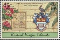 [Anniversaries and Events - The 30th Anniversary of Comprehensive Education in British Virgin Islands, The 50th Anniversary of University of the West Indies, The 225th Anniversary of Medical Society of London, тип AFA]